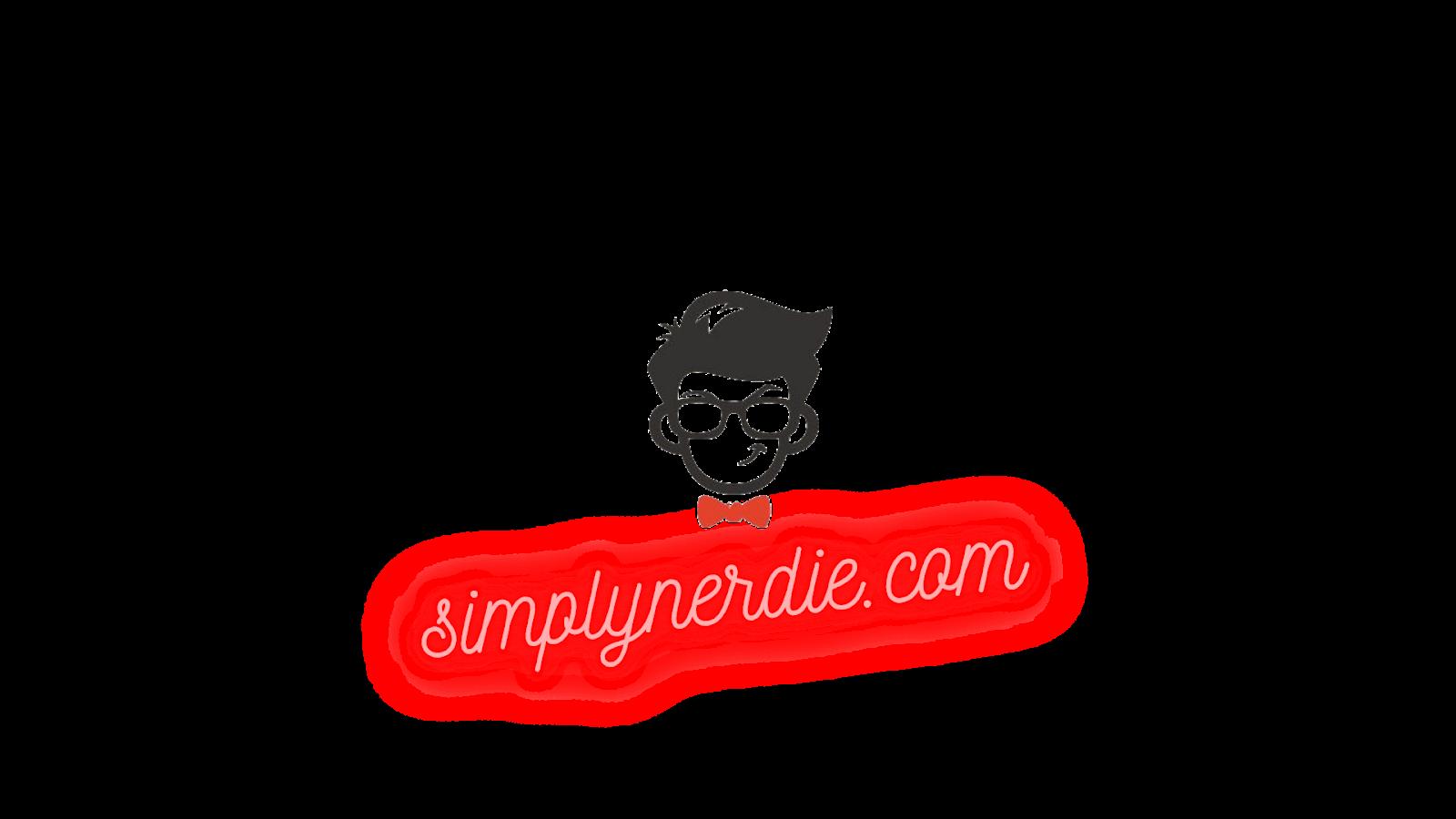 simply nerdie logo
